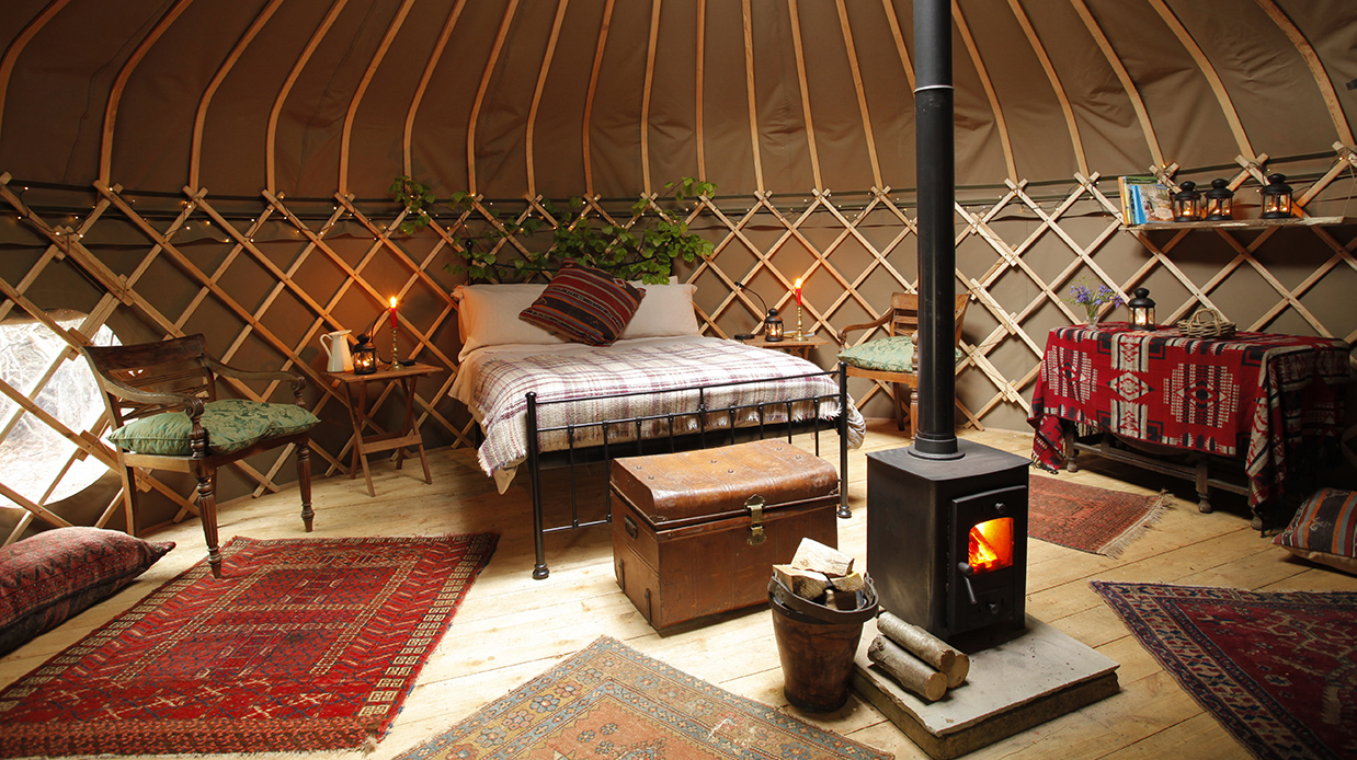 Rother Yurt