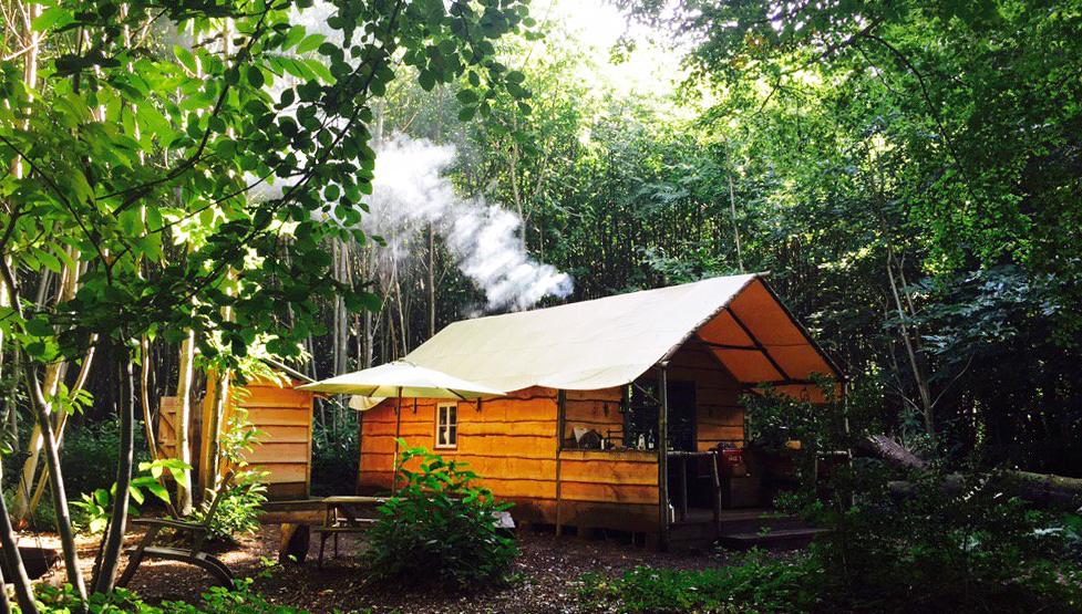 Coppicer's Cabin